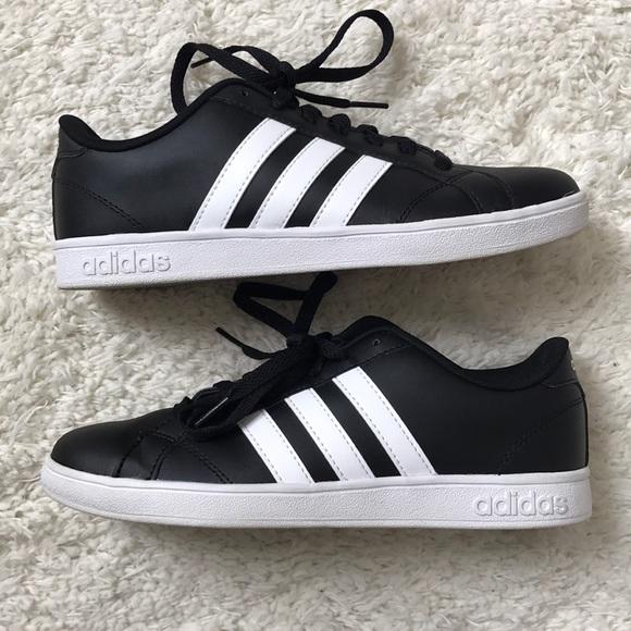 le adidas neo cloudfoam footbed scarpe poshmark
